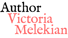 Author Victoria Melekian